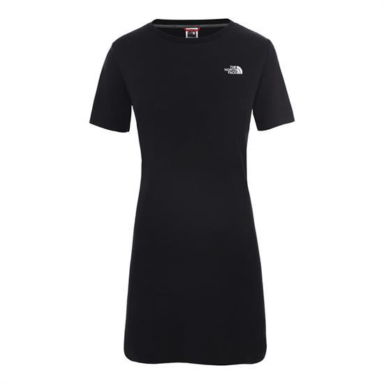 The North Face W Simple Dm Dress Tnf Black - JK3