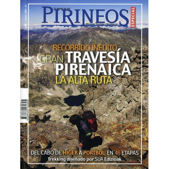 Ed. El Mundo Pirineos Gran Travesía Pirenaica. Alta Ruta (nº10 -