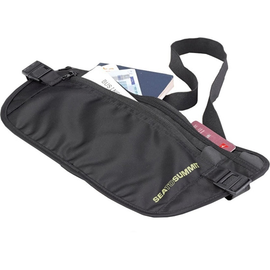 Sea To Summit Money Belt - Black