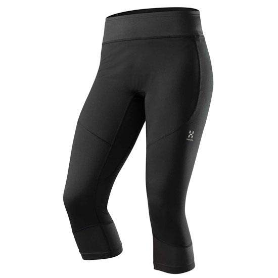 Haglöfs Actives Regular Q Short John W - Black / Charcoal