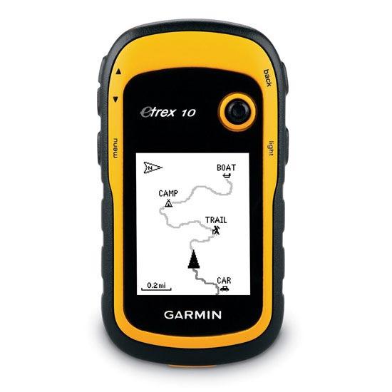 Garmin eTrex® 10 -