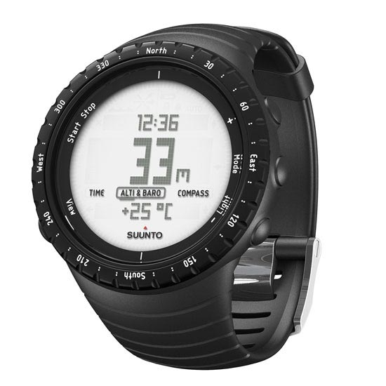Suunto Core Regular Black - Photo de détail