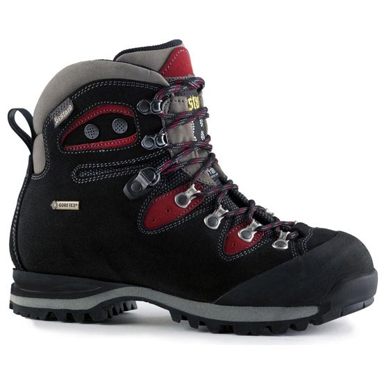 Bestard Trilogy Gtx W - Black/Red