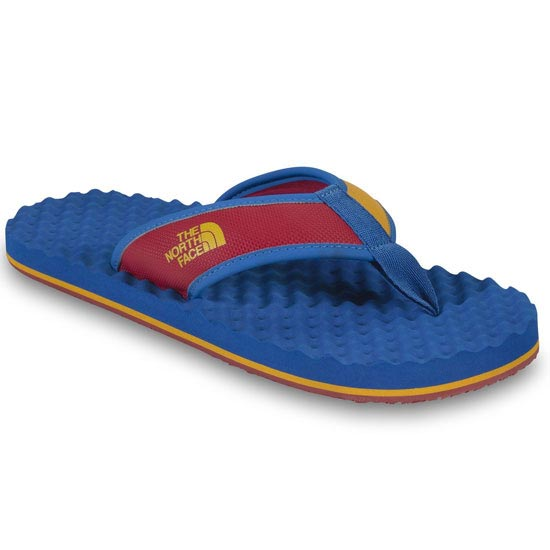 The North Face Base Camp Flip-flop - TNF Red / TNF Blue