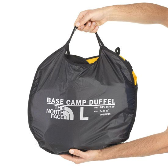 The North Face Base Camp Duffel L - Foto de detalle