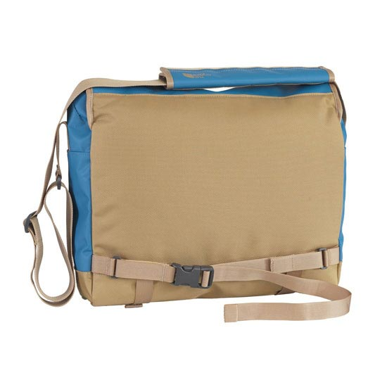 The North Face Base Camp Messenger Bag - M - Detail Foto