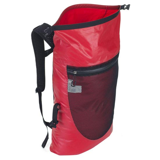 The North Face Waterproof Daypack - TNF Red
