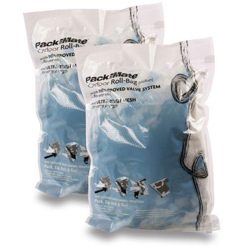 Lifeventure Vacuum Compresion Sacks Twin Pack -