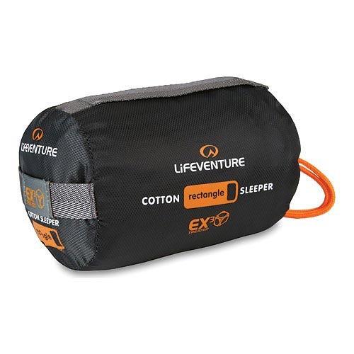 Lifeventure EX3 Cotton Sleeper -