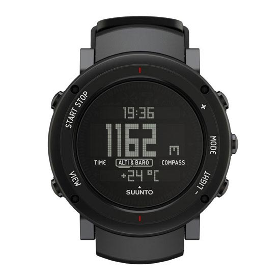 Suunto Core Alu Deep Black -