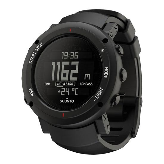 Suunto Core Alu Deep Black - Photo of detail