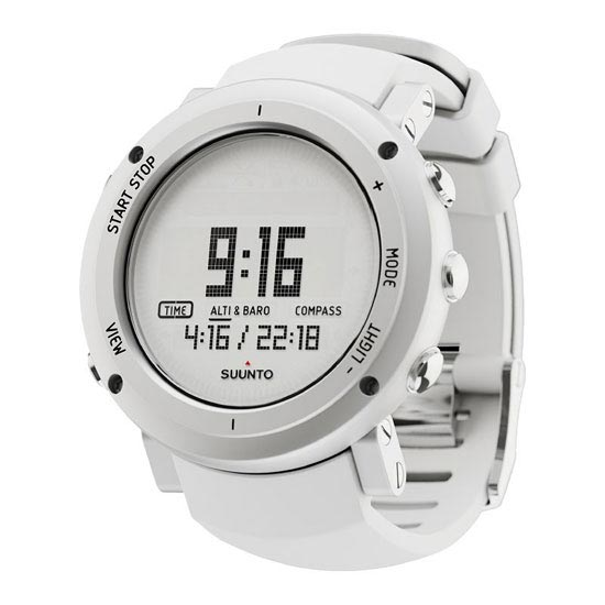 Suunto Core Alu Pure White - Photo of detail