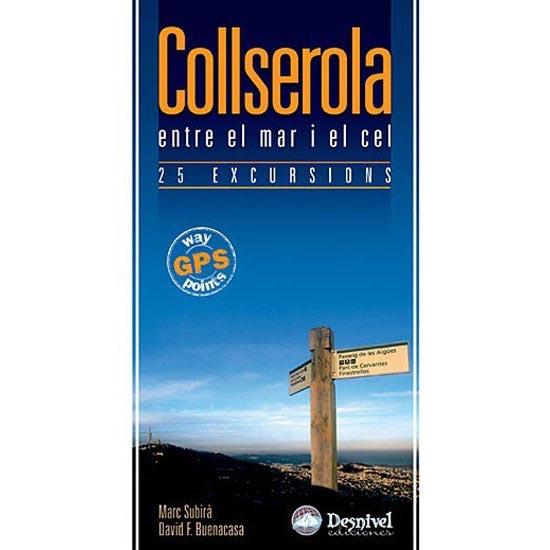 Ed. Desnivel Collserola. 25 excursions -