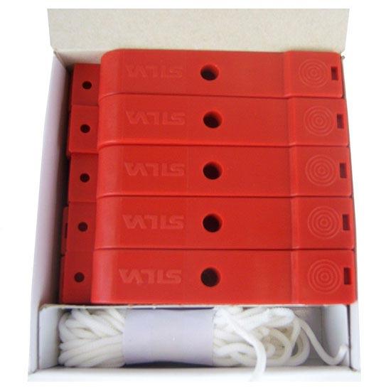 Silva Pinces de contrôle Série B (10 unités) - Photo de détail