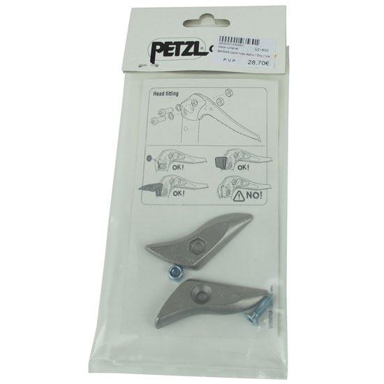 Petzl Gewichte für die Haue Astro / Dry / Ice - Detail Foto