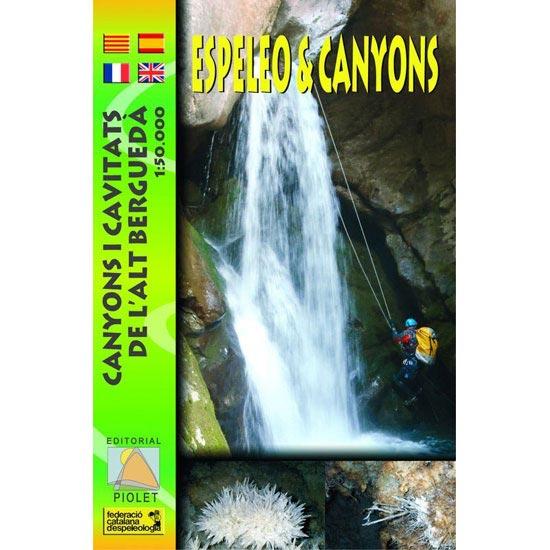 Ed. Piolet Canyons i cavitats de l´Alt Berguegà -