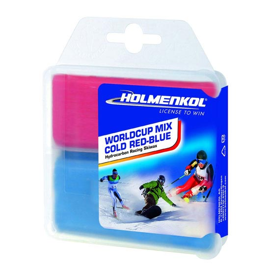 Holmenkol WorldCup Cold Red-Blue -