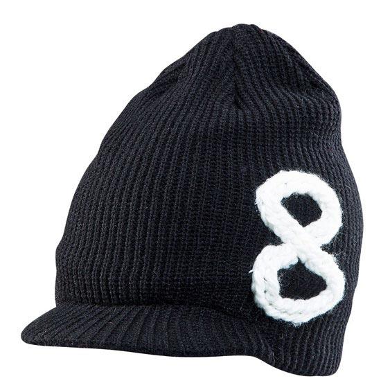 8848 Altitude Camp Jr Hat - Black