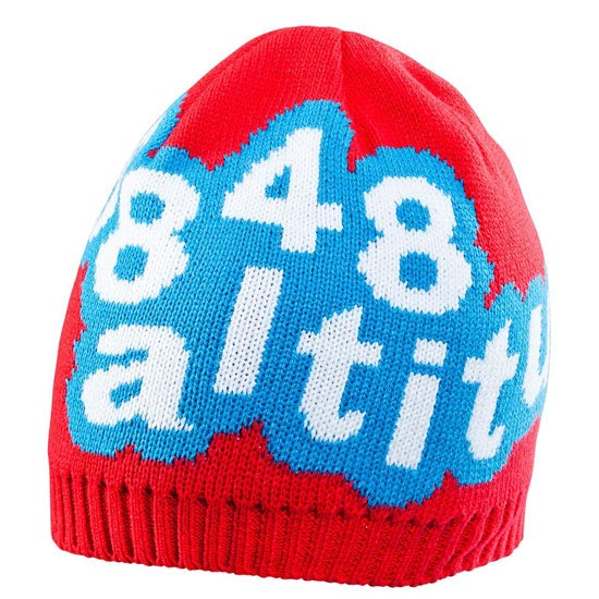 8848 Altitude Pal Jr Hat - Red