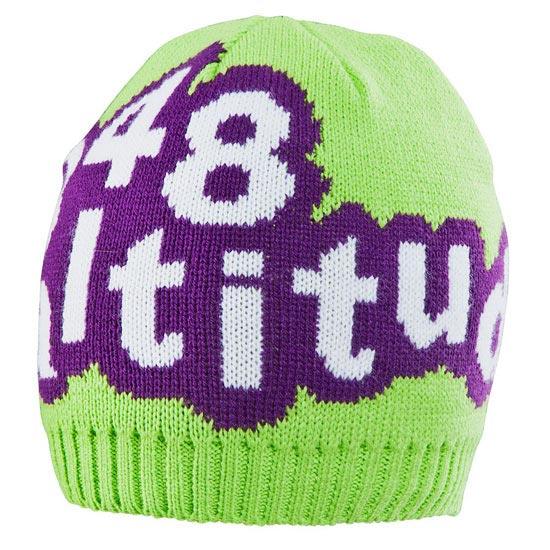 8848 Altitude Pal Jr Hat - Lime