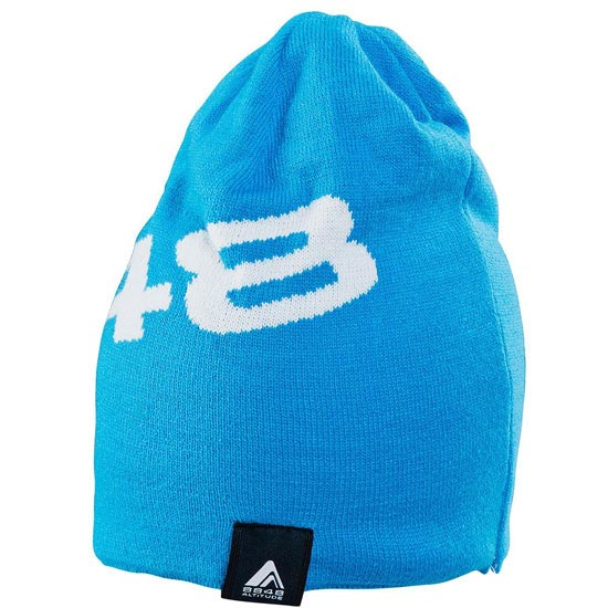 8848 Altitude Smooth Hat Jr - Turquoise