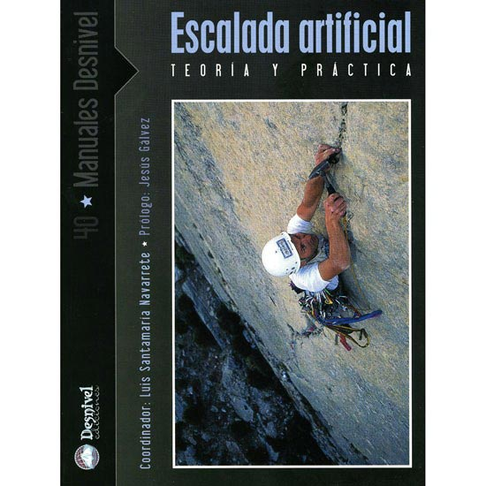 Ed. Desnivel Escalada Artificial -