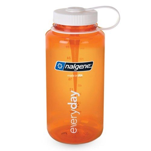 Nalgene Wide Mouth Bottle - Orange - 1 L