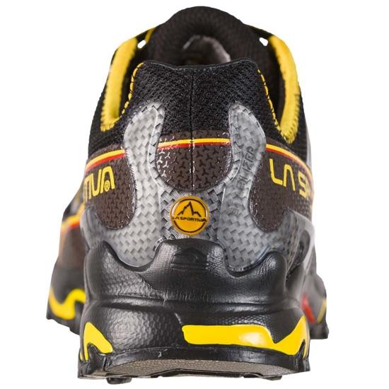 La Sportiva Trail Vest Black//Yellow Talla S