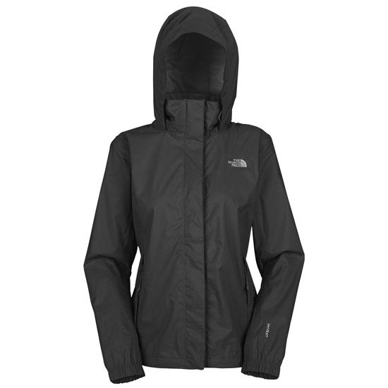 The North Face Resolve Jacket W - TNF Black