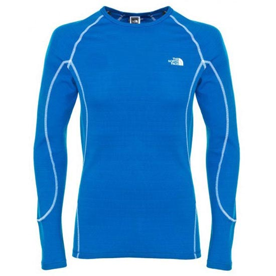 The North Face Warm L/S Crew Neck - Athens Blue
