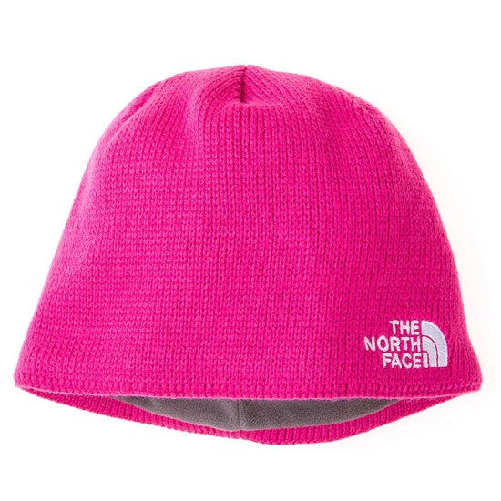The North Face Youth Bones Beanie - Razzle Pink