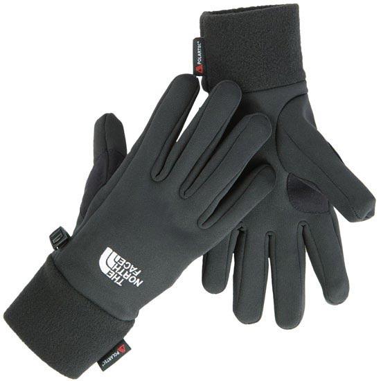 guantes north face piel