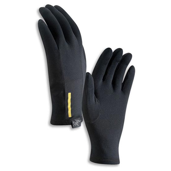 Arc'teryx Phase Liner Glove - Black