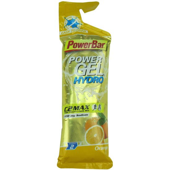 Powerbar Powergel Hydro Orange (1 unité) -
