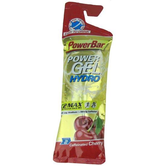 Powerbar Powergel Hydro Cerise + Caféine (1 unité) -