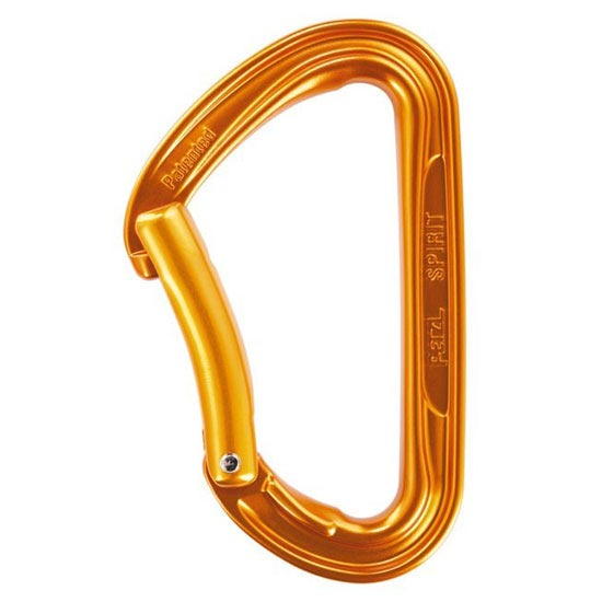 Petzl Spirit Bent Gate -