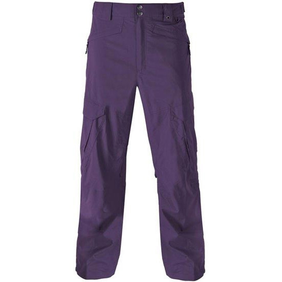 The North Face Monte Cargo Pant - Deep Eggplant Purple