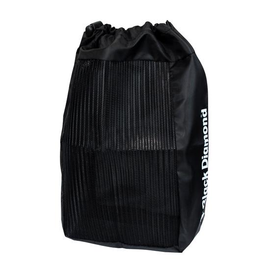 Black Diamond Zipper Skin Bag -