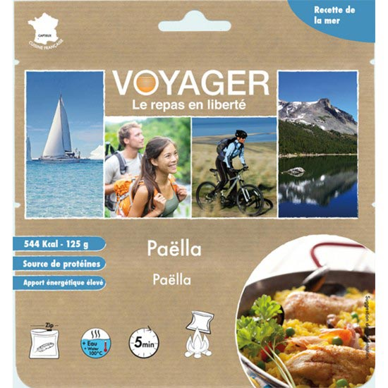 Voyager Paëlla 125g -
