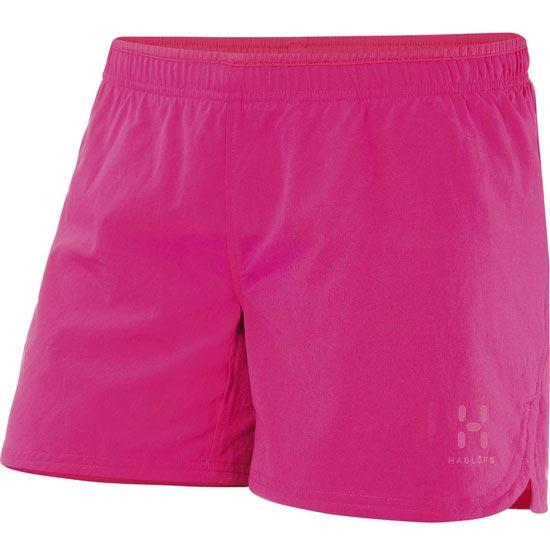 Haglöfs Intense Q Shorts - Cosmic Pink