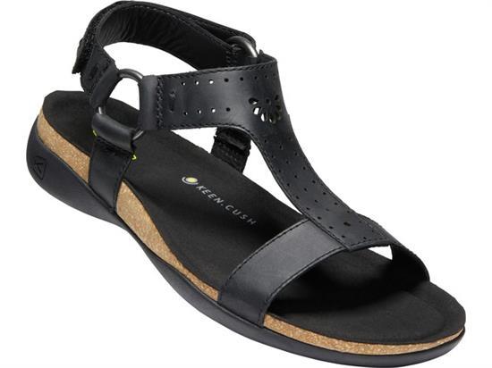 Keen Kaci Ana T-Strap Sandal W - Black