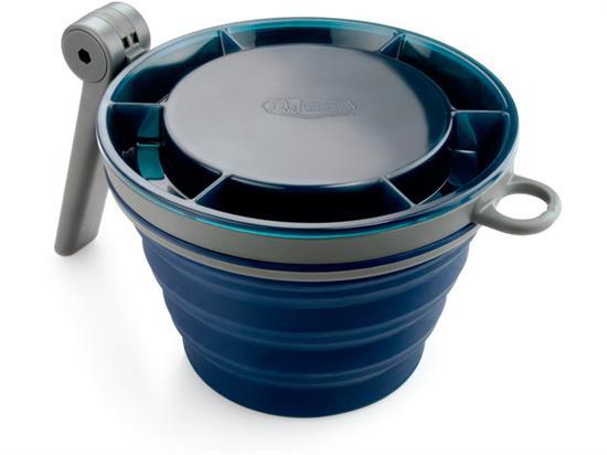 Gsi Outdoors Collapsible Fairshare Mug - Blue
