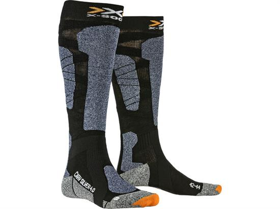 Xsocks Carve Silver 4.0 - Grey