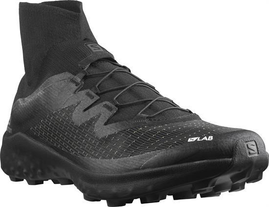 Salomon S-lab Shoes S/Lab Cross Black/White/Black - BLACK