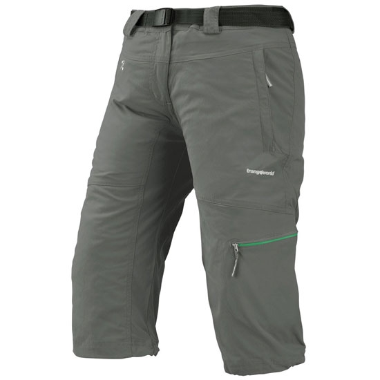 Trangoworld Orlik 3/4 Pant W - Olive Night