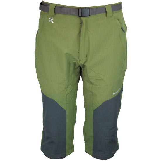Trangoworld Tanzen TR Pant 3/4 - Calla Green/Dark Shadow