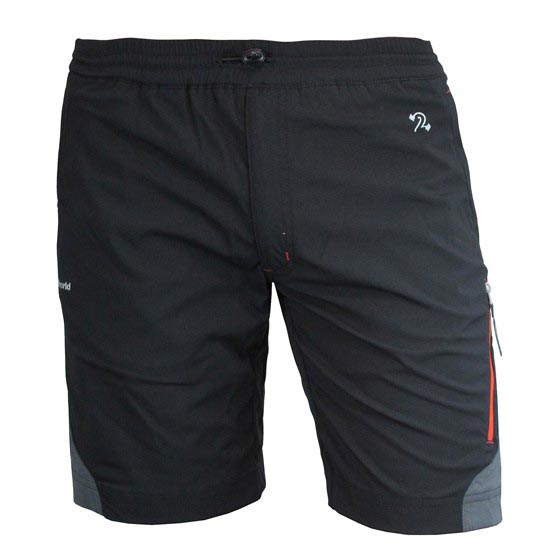 Trangoworld Odiel Short Jr - Black/Dark Shadow