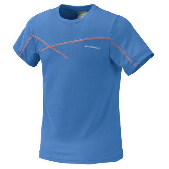 Trangoworld Gonny T-Shirt JR - Brilliant Blue