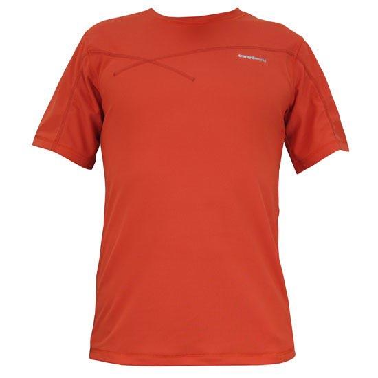 Trangoworld Gonny T-Shirt JR - Hot Coral