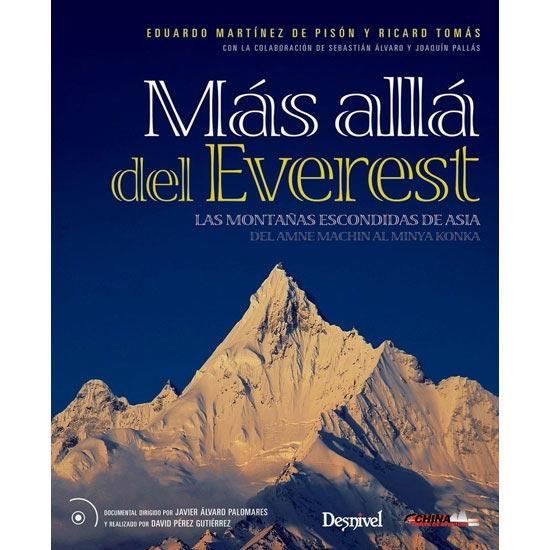 Ed. Desnivel Más Alla Del Everest Montañas Escondidas -